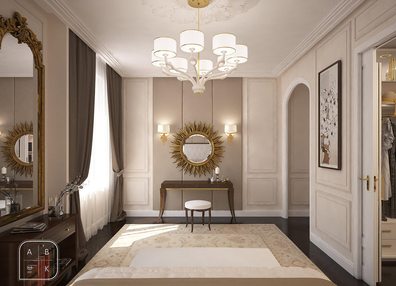 2013 Apartment Interior Bedroom