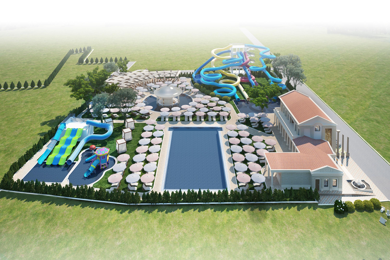 2015 Aquapark Hisarya - Exterior