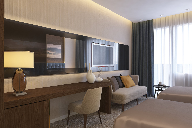 2015 Hotel Hisarya - Room Interior