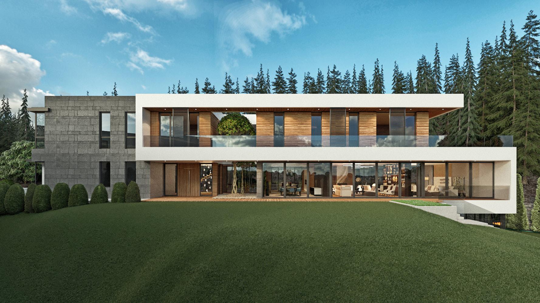 2016 Private Residence Sofia Exterior 2