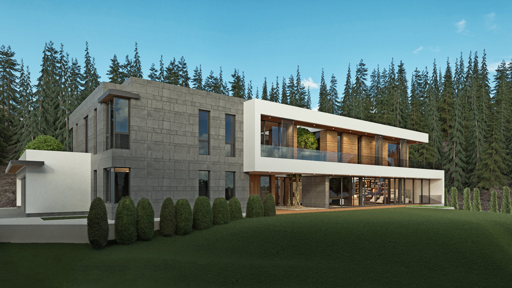 2016 Private Residence Sofia Exterior 3