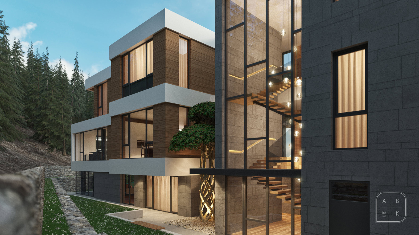 2016 Private Residence Sofia Exterior 6