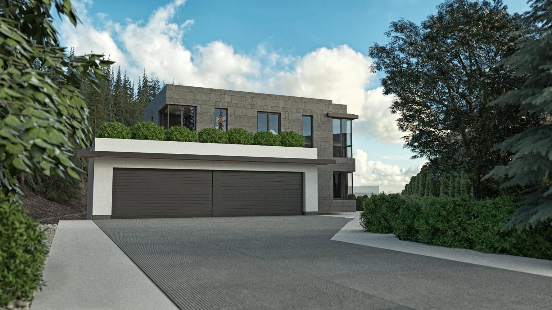 2016 Private Residence Sofia Exterior 7